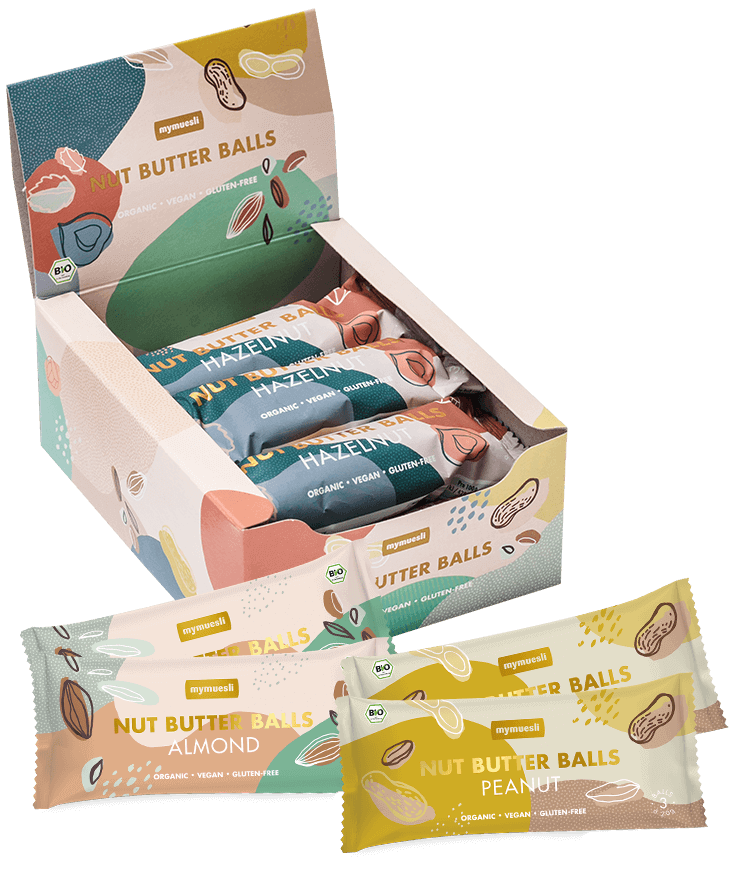 Nut Butter Balls 7er Box